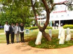 Aicte Chairman Unveils Green Hand At New Horizon College Engineering