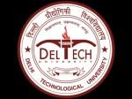 Dtu Recruitment 2017 Apply Assistant Professor Posts