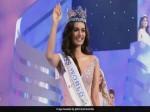 Miss World Manushi Chhillar True Role Model Students