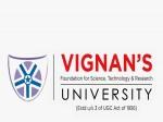Vignan S Scholastic Aptitude Test 2017 Admissions Open Ap