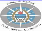 Jammu And Kashmir Public Service Commission Recruitment 2018 For Various Posts
