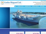 Cochin Shipyard Recruitment 2018 For Executive Trainees