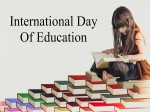 Why We Celebrate International Day Of Education On January