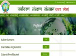 Pssup Recruitment 2019 Apply Online For 37396 Environment Conservators And Officers