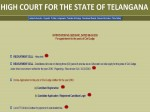 Telangana High Court Recruitment 2019 For 67 Civil Judges Earn Up To Inr 44770 Per Month