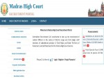 Madras High Court Recruitment 2019 For 180 Residential Assistants Earn Up To Rs 50000 Per Month
