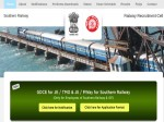 Southern Railway Recruitment 2019 For 142 Junior Engineers Apply Offline Before June