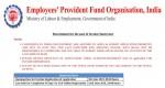 Epfo Recruitment 2019 For 1991 Section Supervisors Post Apply Online Before June