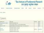 Tifr Recruitment 2019 For Tradesman Trainees Through Walk In Selection