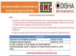 Omc Recruitment 2019 Apply Online For 21 Executive Posts Earn Up To Rs 2 Lakh Per Month