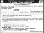 Coal India Limited Apply Online For 57 Accountants Post In Ecl Earn Up To Rs 37063 Per Month