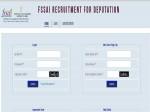 Fssai Recruitment Apply Online For 44 Asst Directors Personal And Senior Pvt Secretary Posts