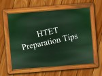 Htet Preparation Tips To Crack Exam In One Month