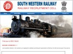 South Western Railway Apply Online For 386 Commercial Cum Ticket Clerks Post