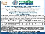 Pgcil Recruitment For 24 Field Supervisors Electrical And Civil Post