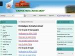 Chikkaballapur District Court Apply Online For 33 Stenos Typist Copyists And Process Server Posts