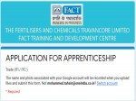 Fact Recruitment 2020 For 98 Trade Apprentices Post Apply Online Before February