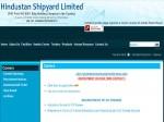 Hindustan Shipyard Recruitment For 51 Designers Junior Supervisors Assistants And Inspectors Post