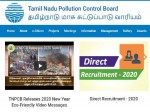 Tnpcb Recruitment 2020 For 242 Assistant Engineers Scientists Assistants And Typists Post