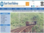East Coast Railway Recruitment 2020 For 561 Paramedical Staff E Mail Applications Before May