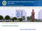 Rgipt Recruitment 2020 For Professor Associate Professor And Assistant Professor Posts
