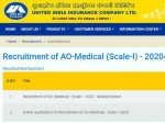 Uiic Recruitment 2020 For Administrative Officer Medical Posts Apply Online Before June