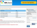 Jk Bank Po Recruitment 2020 For 350 Probationary Officers Post Apply Online Before July