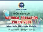 E Conclave On National Education Policy 2020 Check For Registration And Other Details Here