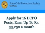 Tnscps Recruitment 2020 For 16 Child Protection Officer Dcpo Posts Apply Offline Before October