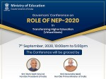 Governors Conference On National Education Policy 2020 Live Updates And Highlights On September