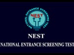 Nest Admit Card 2020 How To Download Nest Exam Admit Card