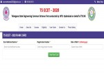 Ts Ecet Results 2020 How To Download Telangana Ecet Rank Card