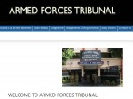 Armed Forces Tribunal Recruitment 2020 For 109 Udc Registrar Assistant Ao So And Ps Posts