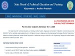 Ap Polycet Results 2020 How To Check Polytechnic Ap Polycet Result 2020 Manabadi