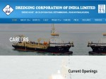Dcil Recruitment 2020 For 55 Marine Engineer Electrical Officer Dredge Cadet And Ncvt Posts