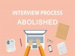Interview For Government Jobs Abolished In 23 States 8 Union Territories