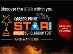 Career Point Star Scholarship 2020 Check Registration Exam Date And Pattern