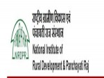 Nirdpr Recruitment 2020 Apply Online For 510 Resource Person Young Fellow And Coordinator Posts