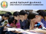 Tn Hse Exams 2021 Tamil Nadu Class 12 Board Exams From May 3 Check Date Sheet Here