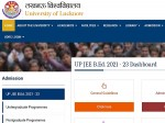 Up Bed Jee 2021 Check Notification Registration And Exam Date At Lkouniv Ac In