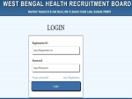 Wbhrb Recruitment 2021 For 2520 Medical Officer And Gdmo Posts Apply Online Before February
