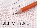 Jee Main Response Sheet 2021 At Jeemain Nta Nic In