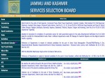 Jkssb Admit Card 2021 Released Pm Package Posts At Jkssb Nic In