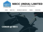 Nbcc Recruitment 2021 For 35 Management Trainees Civil Electrical Apply Online Before April