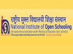 Nios Recruitment 2021 For Consultant Executive Officer Posts Walk In Interview On March 10 And