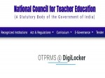 Education Minister Announces Linking Of Otprms With Digilocker Waives Off Otprms Registration Fee