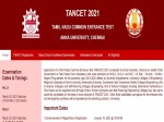 Tancet Admit Card 2021 Anna University Tancet Admit Card Download 2021 Link