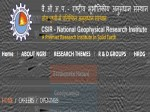 Csir Recruitment 2021 For 38 Technical Assistants And Technical Officers Jobs In Csir Ngri Careers