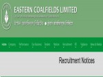 Ecl Recruitment 2021 For 75 Cil Medical Executives Posts Apply Offline Before April