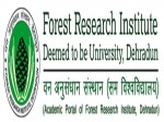 Fri Recruitment 2021 For 30 Trainee Jobs In Forest Research Institute Under Central Govt Jobs